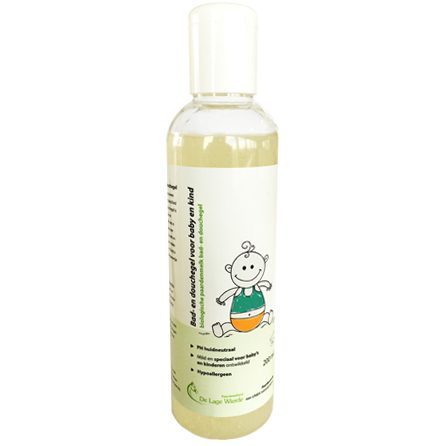 Horsemilk bath and shower gel for babies and toddlers