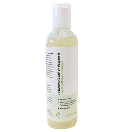 Horsemilk bath and shower gel body gel